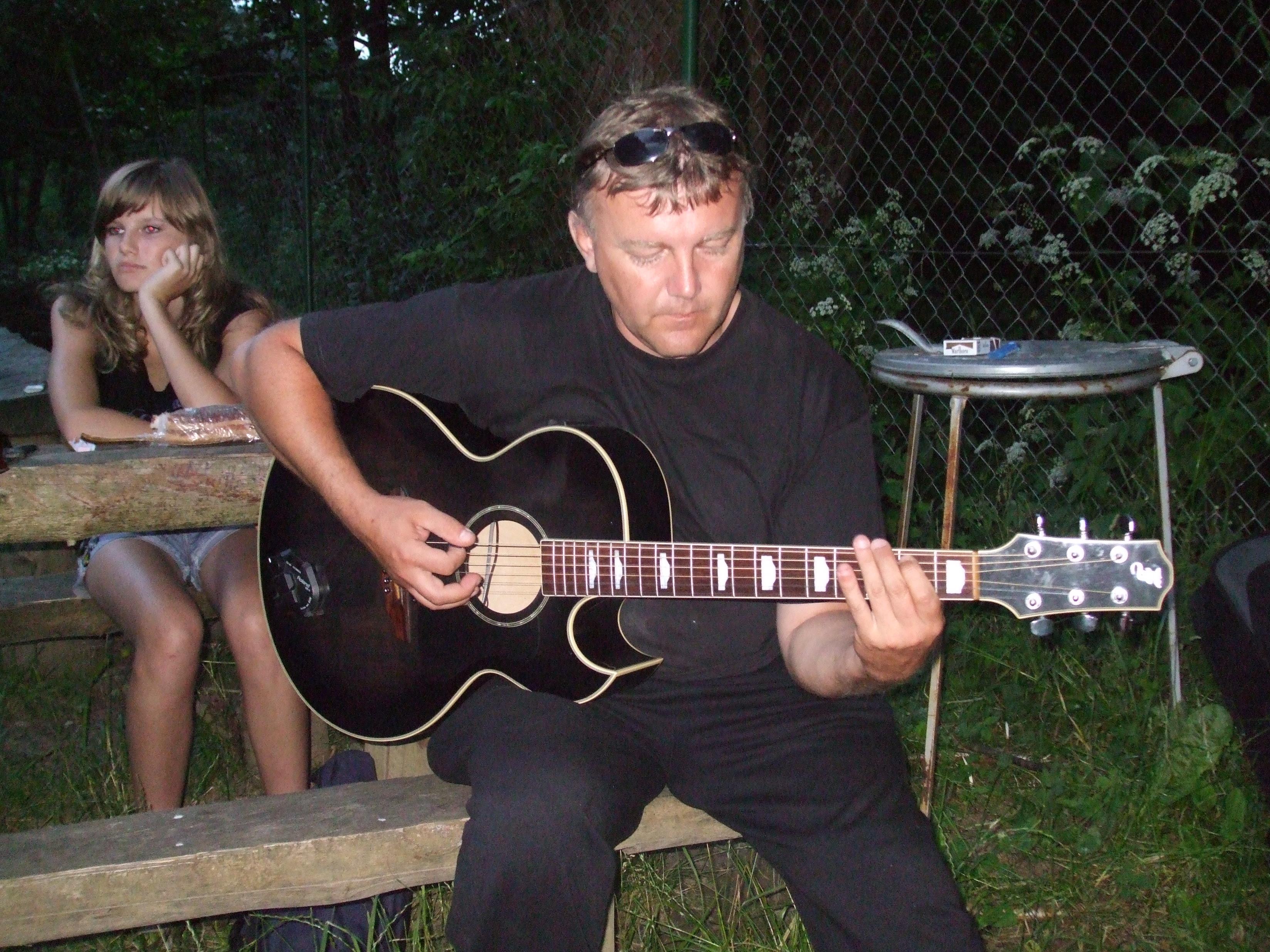a84ca73b628 Viktor Guľvaš a jeho kapela v penzióne Doli - Kam v meste   moja Nitra