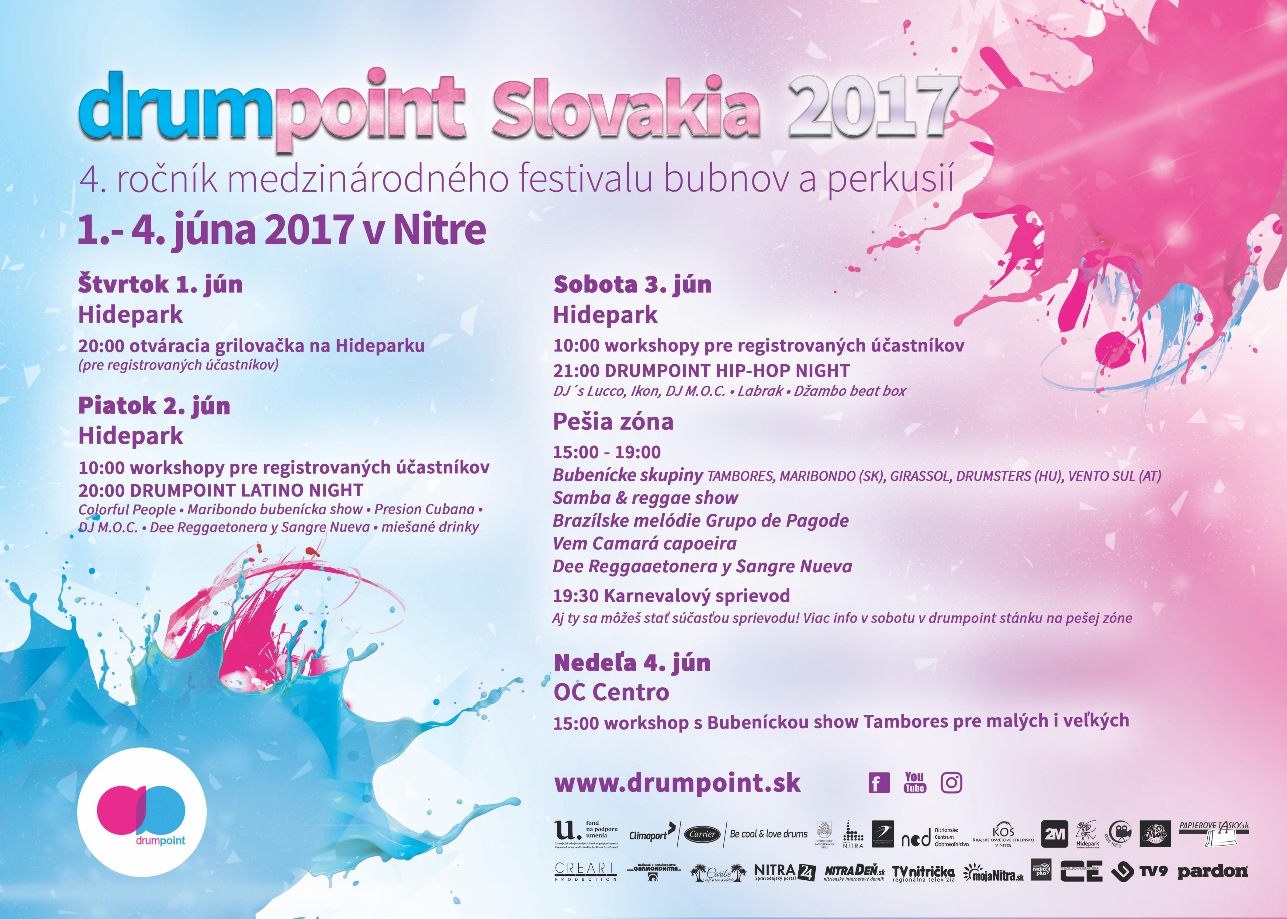 19dc383529db drumpoint Slovakia 2017 - Kam v meste